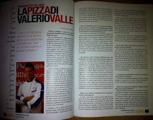 La Pizza di Valerio Valle: imprenditore del mese