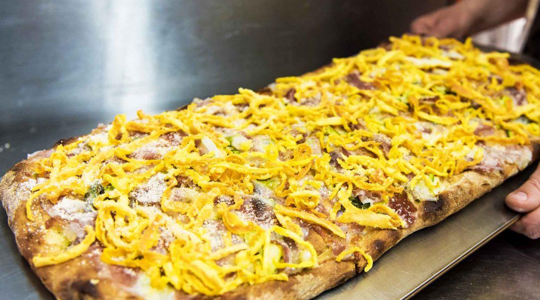 La pizza di Marzo 2017