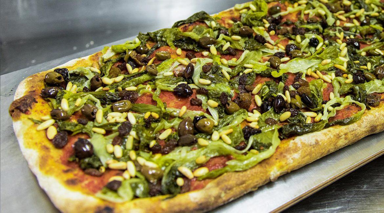 La pizza di Aprile