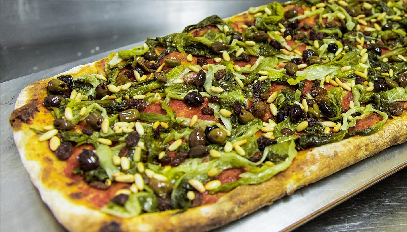 La pizza di Aprile 2017