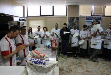 Concluso Corso Pizzaiolo Confcommercio  Febbraio 2016