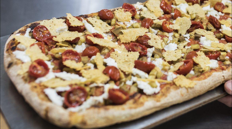 La pizza Luglio 2017