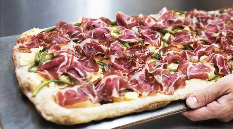 La pizza di Giugno