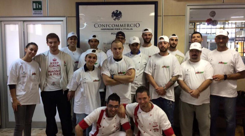 Concluso Corso Pizzaiolo Ottobre 2016