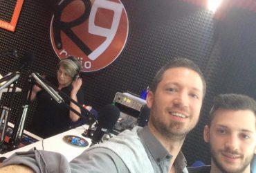 Valerio Valle su Radio R9