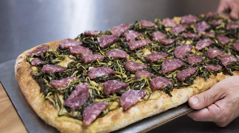 La pizza di Settembre 2017