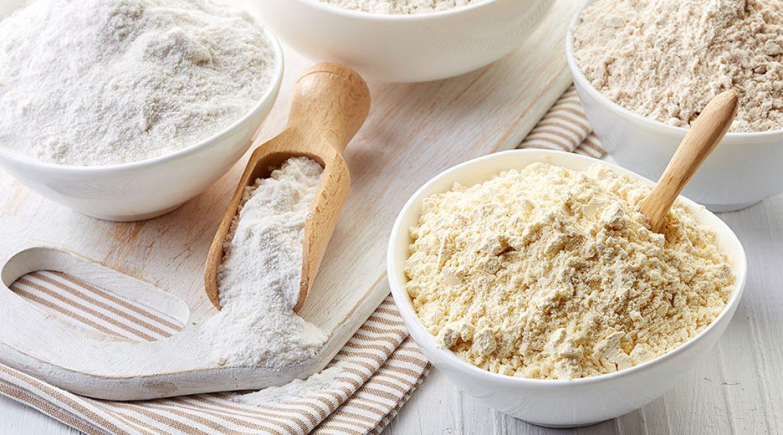 Miscelare le farine: se miscelo due farine come faccio a sapere che indice W otterrò?